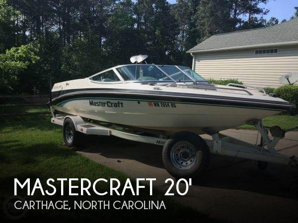 Used Mastercraft Ski Boats For Sale in North Carolina by owner | 1997 Mastercraft 20