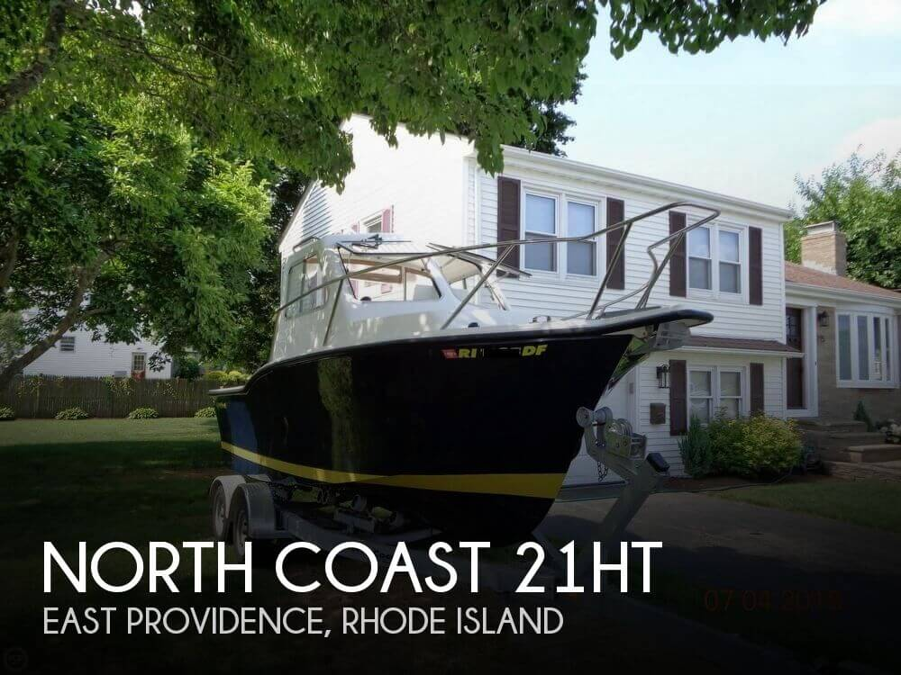 2014 North Coast boat for sale, model of the boat is 21HT & Image # 1 of 41
