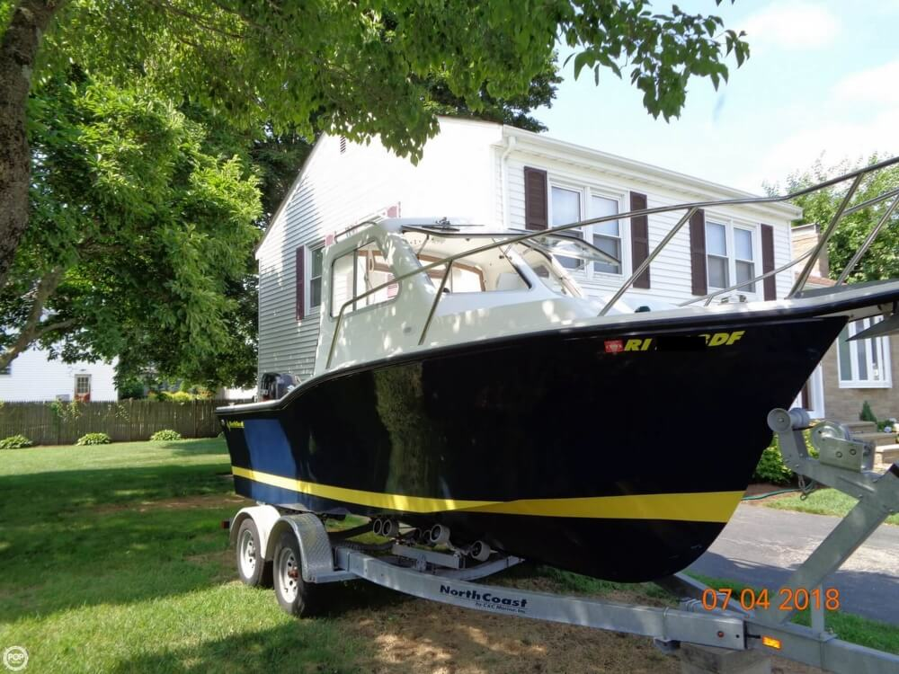 2014 North Coast boat for sale, model of the boat is 21HT & Image # 2 of 41