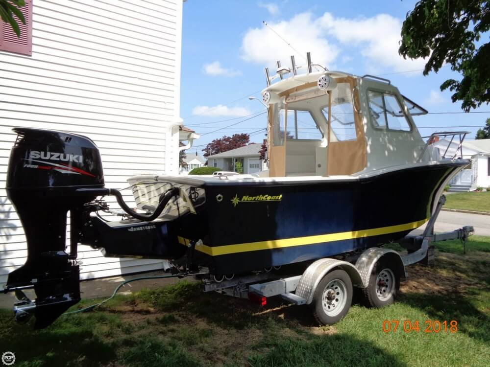 2014 North Coast boat for sale, model of the boat is 21HT & Image # 5 of 41