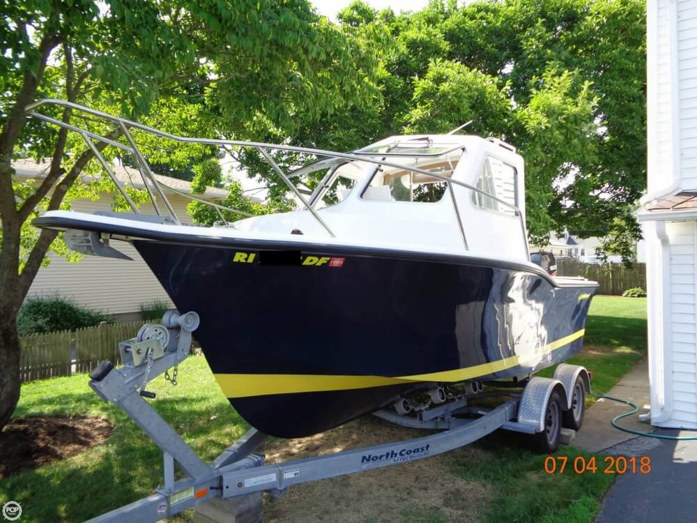 2014 North Coast boat for sale, model of the boat is 21HT & Image # 12 of 41