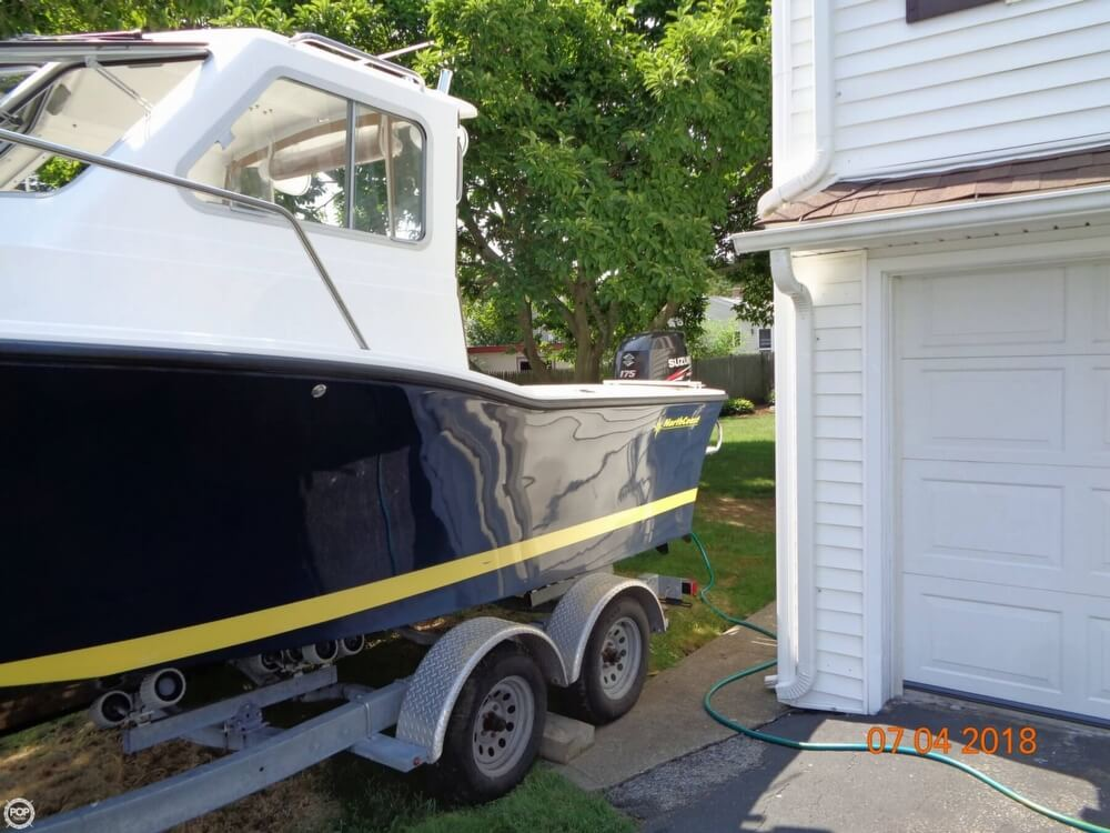 2014 North Coast boat for sale, model of the boat is 21HT & Image # 14 of 41