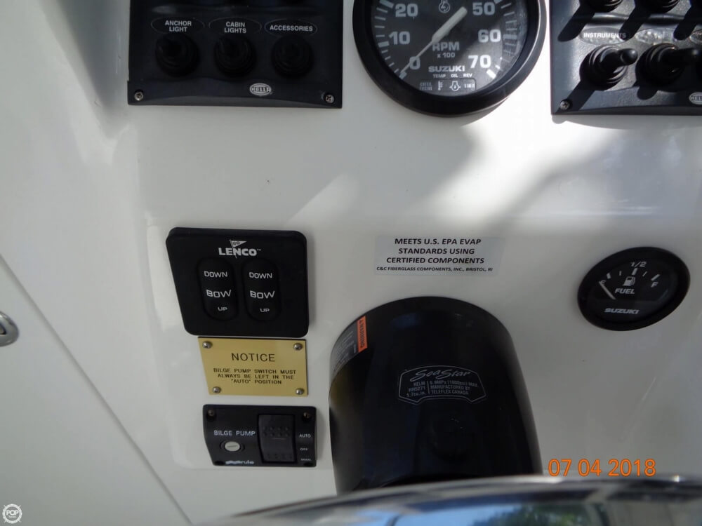 2014 North Coast boat for sale, model of the boat is 21HT & Image # 31 of 41