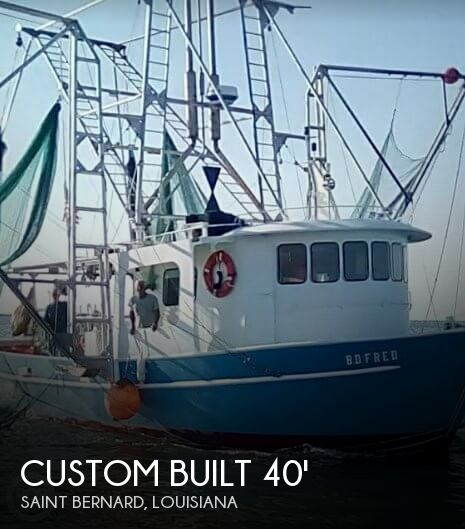 Used Boats For Sale in Gulfport, Mississippi by owner | 2011 Custom Built 40