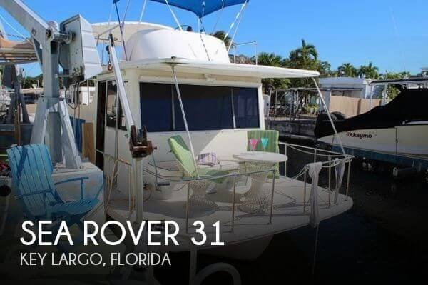 Used Sea Rover Boats For Sale by owner | 1969 Sea Rover 31