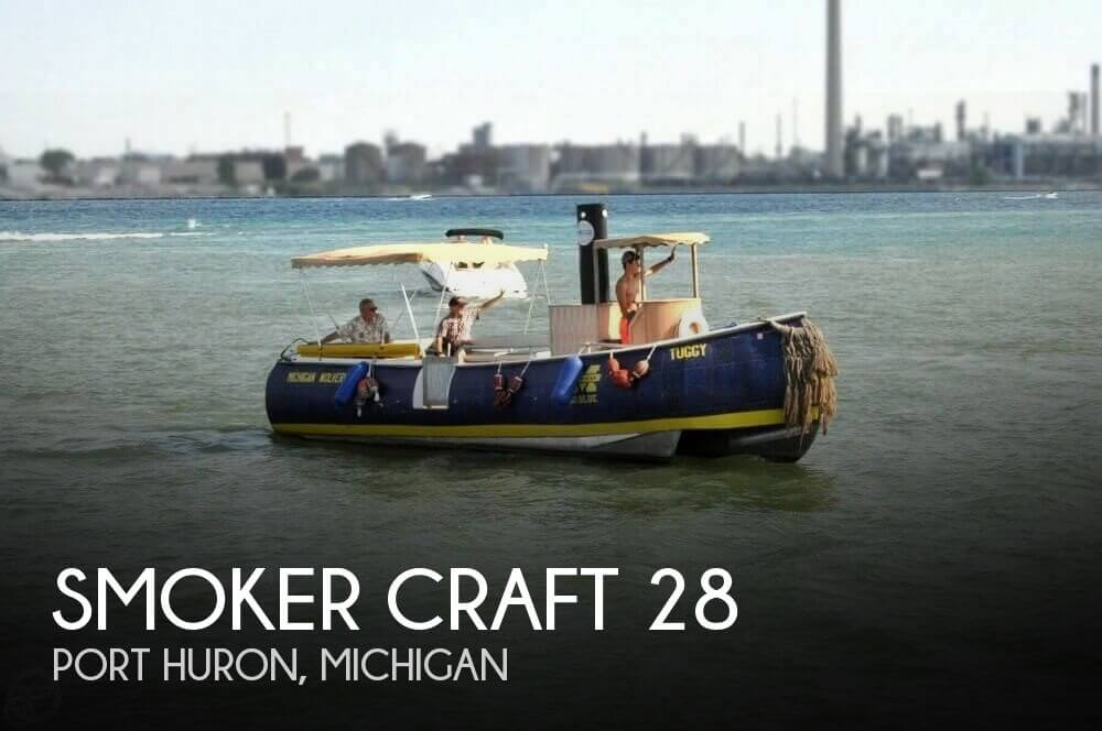 1992 SMOKER CRAFT 28 for sale