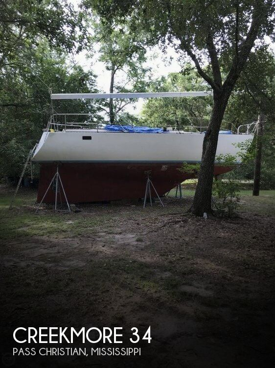 Used Creekmore Boats For Sale by owner | 1980 Creekmore 34