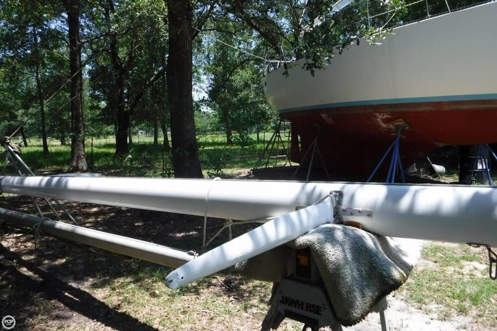 1997 Creekmore boat for sale, model of the boat is 34 & Image # 9 of 40