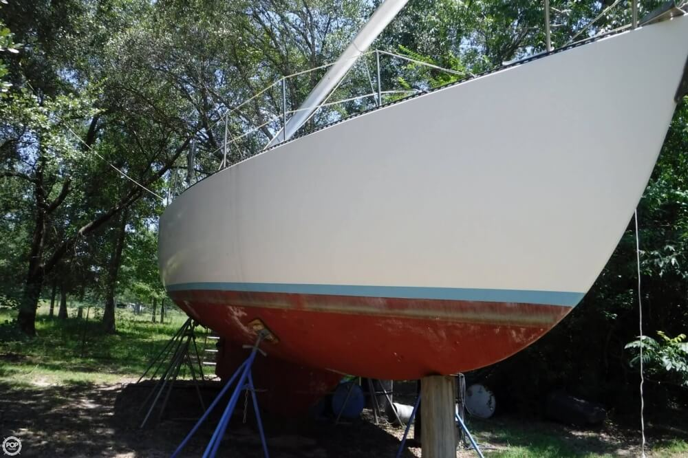 1997 Creekmore boat for sale, model of the boat is 34 & Image # 16 of 40