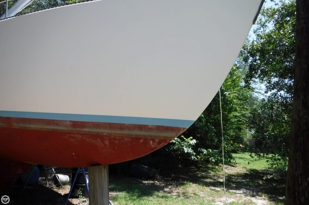 1997 Creekmore boat for sale, model of the boat is 34 & Image # 18 of 40