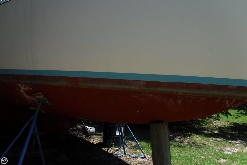 1997 Creekmore boat for sale, model of the boat is 34 & Image # 20 of 40