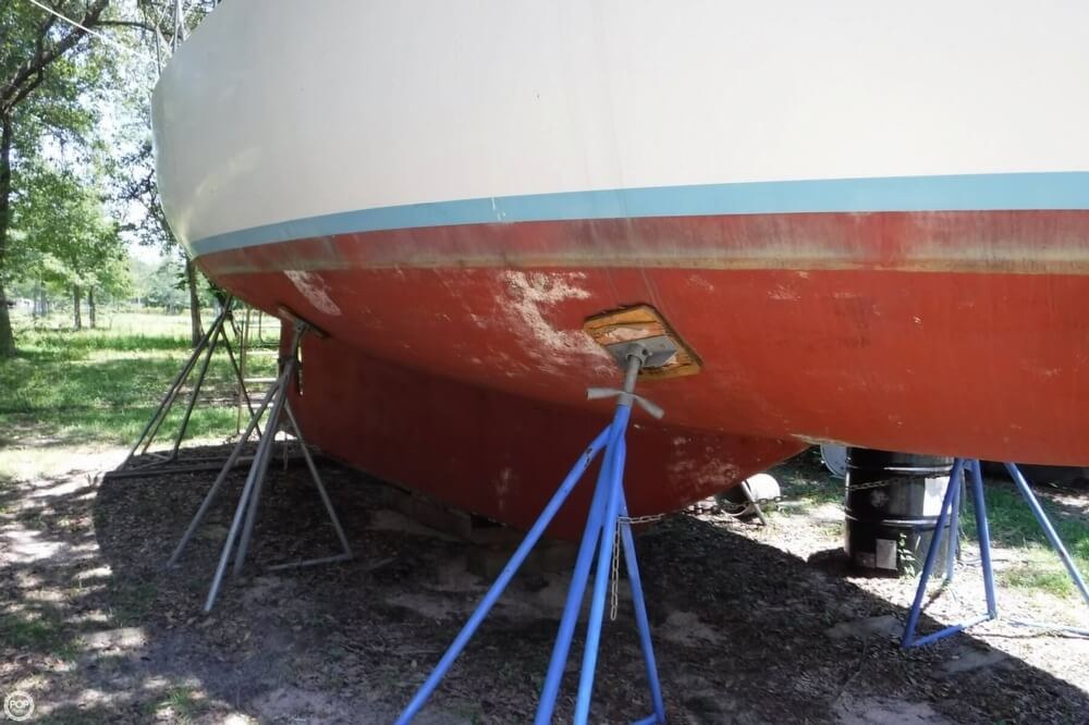 1997 Creekmore boat for sale, model of the boat is 34 & Image # 21 of 40