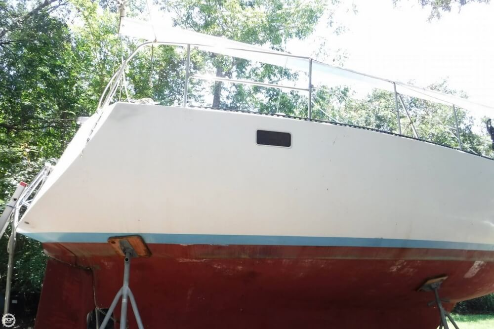 1997 Creekmore boat for sale, model of the boat is 34 & Image # 4 of 40