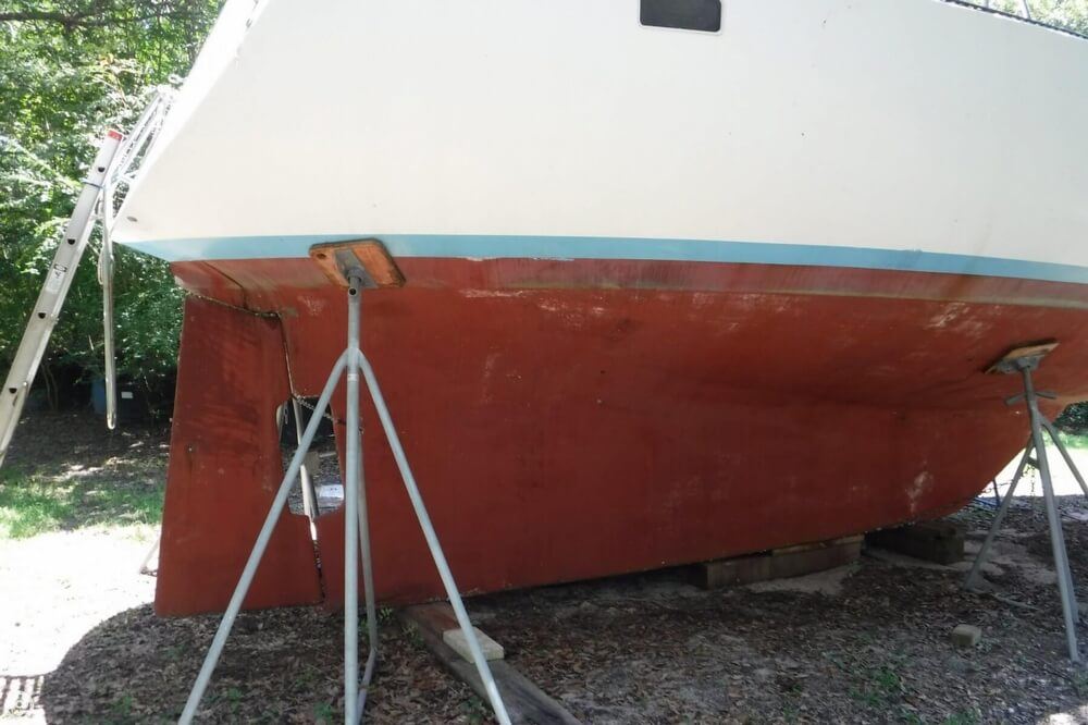 1997 Creekmore boat for sale, model of the boat is 34 & Image # 3 of 40
