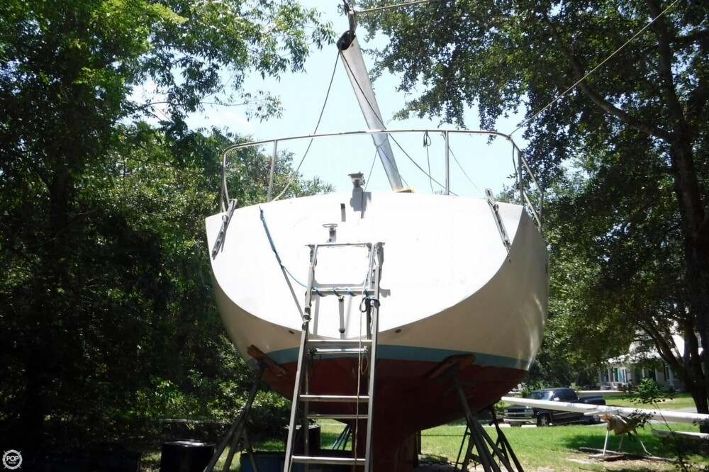 1997 Creekmore boat for sale, model of the boat is 34 & Image # 24 of 40