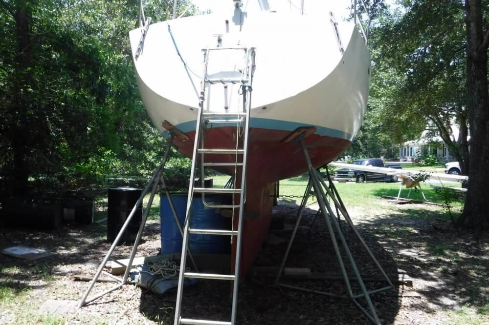 1997 Creekmore boat for sale, model of the boat is 34 & Image # 2 of 40