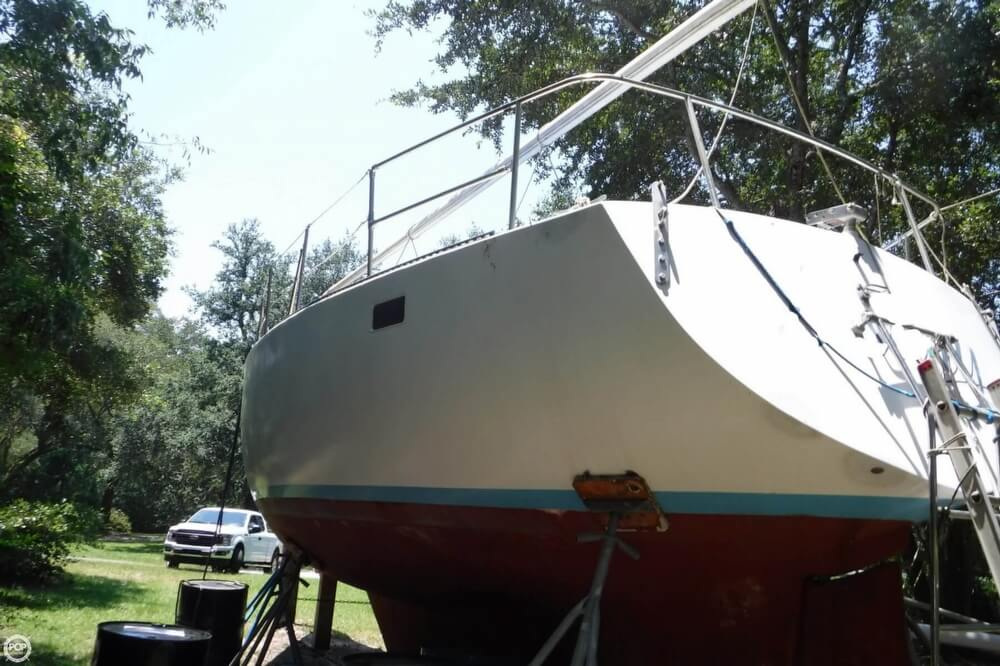 1997 Creekmore boat for sale, model of the boat is 34 & Image # 26 of 40
