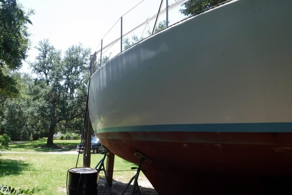 1997 Creekmore boat for sale, model of the boat is 34 & Image # 27 of 40