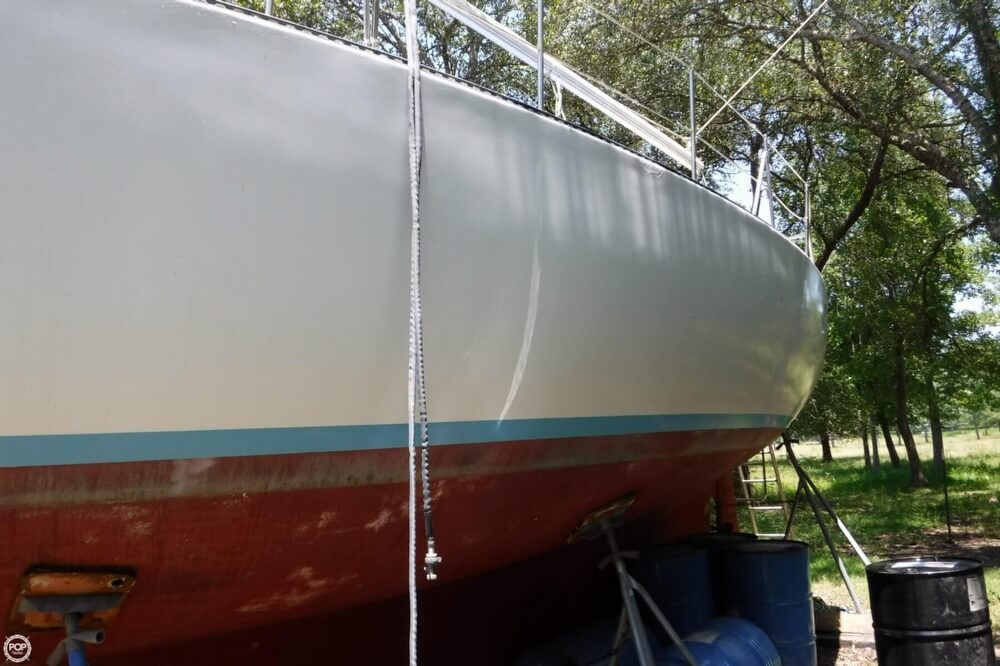 1997 Creekmore boat for sale, model of the boat is 34 & Image # 28 of 40