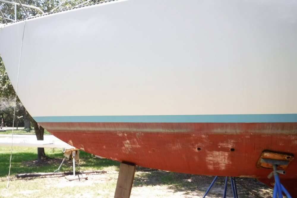 1997 Creekmore boat for sale, model of the boat is 34 & Image # 29 of 40