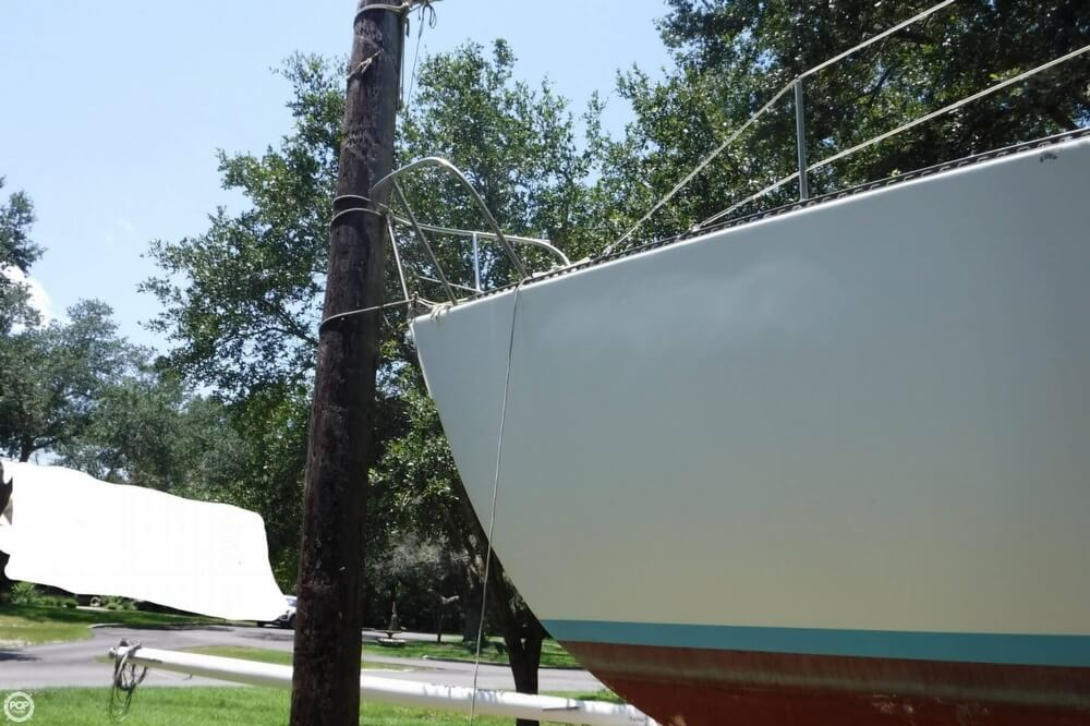 1997 Creekmore boat for sale, model of the boat is 34 & Image # 30 of 40