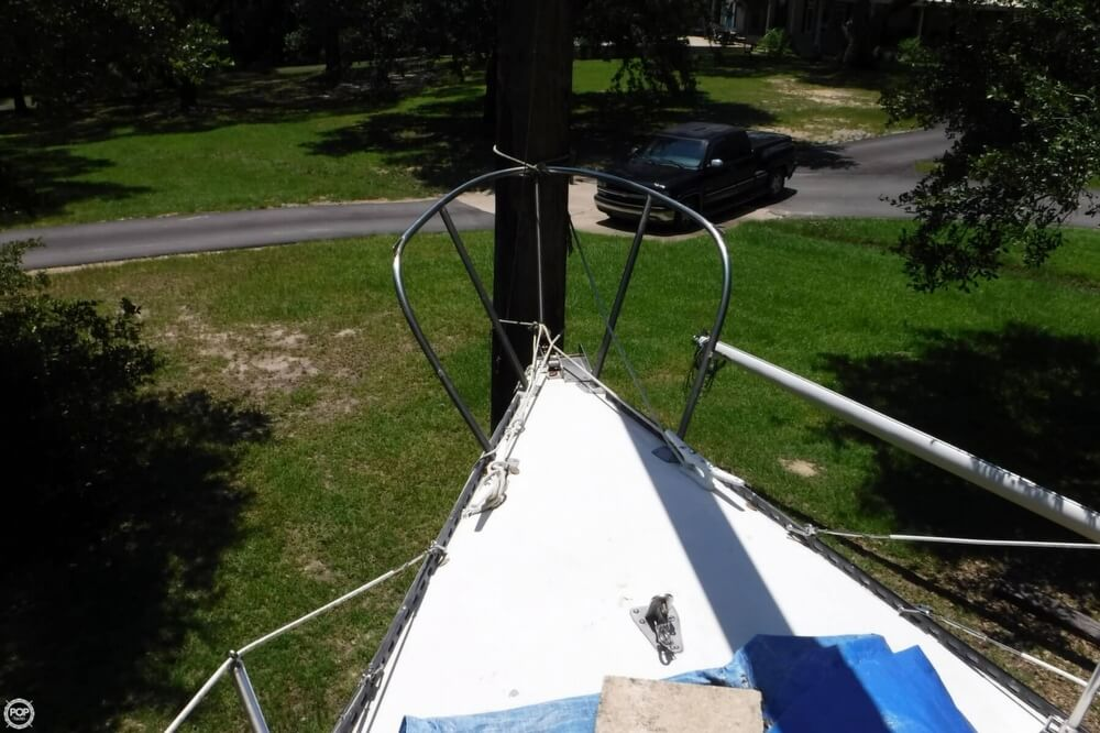 1997 Creekmore boat for sale, model of the boat is 34 & Image # 35 of 40