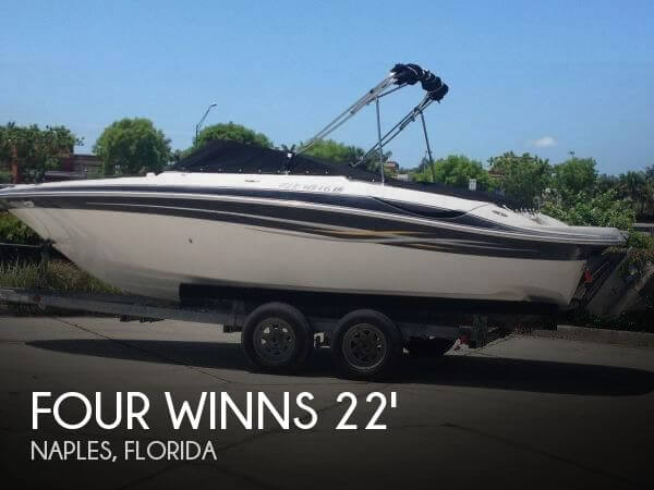 Used Four Winns Boats For Sale in Florida by owner | 2005 Four Winns 22