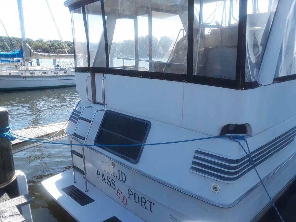 1988 Sea Ray boat for sale, model of the boat is 415 Aft Cabin & Image # 14 of 40