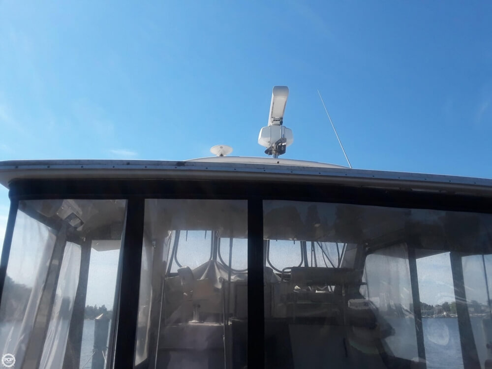 1988 Sea Ray boat for sale, model of the boat is 415 Aft Cabin & Image # 18 of 40