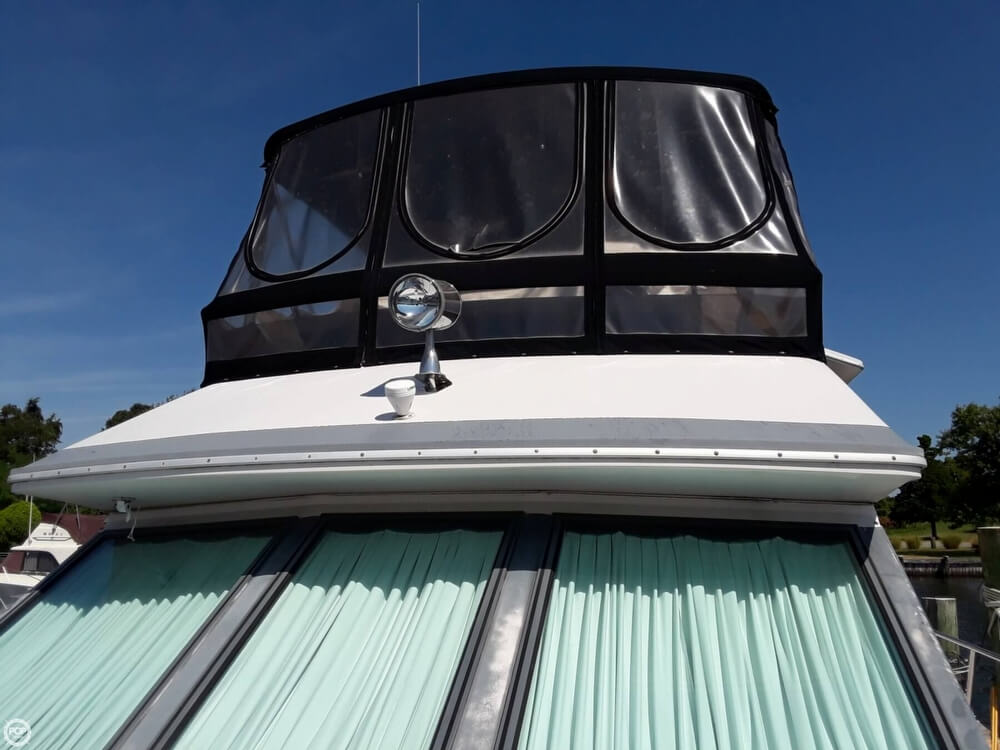 1988 Sea Ray boat for sale, model of the boat is 415 Aft Cabin & Image # 28 of 40