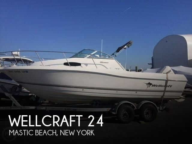 Used Wellcraft 24 Boats For Sale by owner   2002 Wellcraft 24