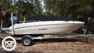 Stingray 182 SC Deck Boat, 19', for sale - $25,600