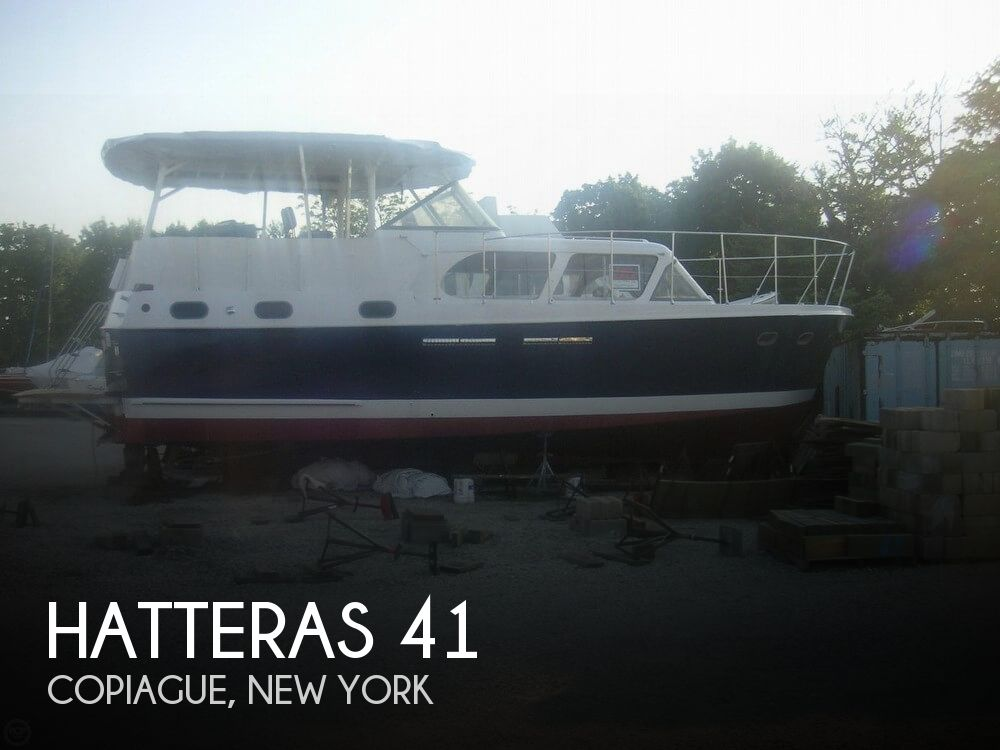 Used Motoryachts For Sale by owner | 1964 Hatteras 41