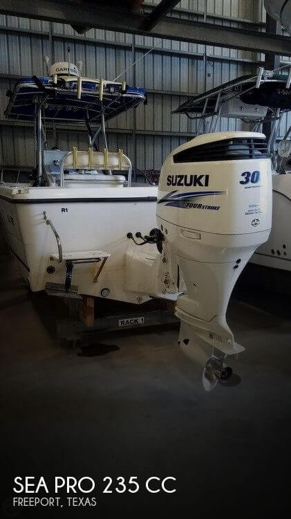 Used Sea Pro Boats For Sale by owner | 2000 Sea Pro 23