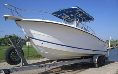 Sea Pro 235 CC, 24', for sale - $29,445