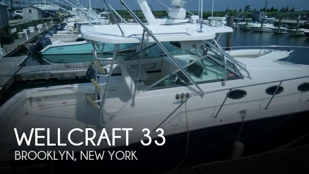 Used Wellcraft Boats For Sale by owner | 2006 Wellcraft 33