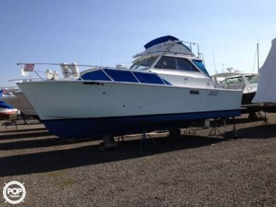 Pacemaker Alglas Sports Fisher 33, 33', for sale - $20,400