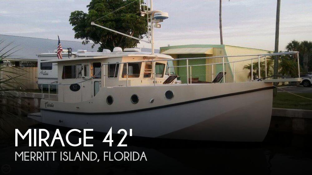 Used Boats For Sale in Deltona, Florida by owner | 2004 Mirage 43