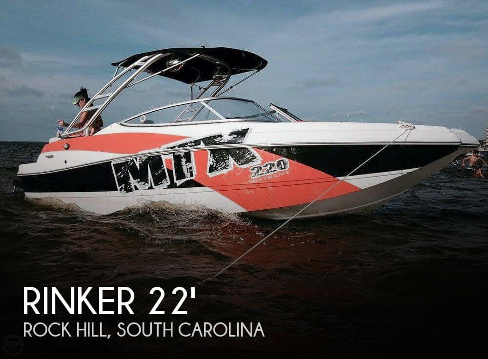 Used Rinker 20 Boats For Sale by owner | 2013 Rinker 220 MTX Extreme