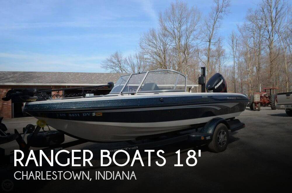 Used Boats For Sale in Louisville, Kentucky by owner   2014 Ranger Boats 18
