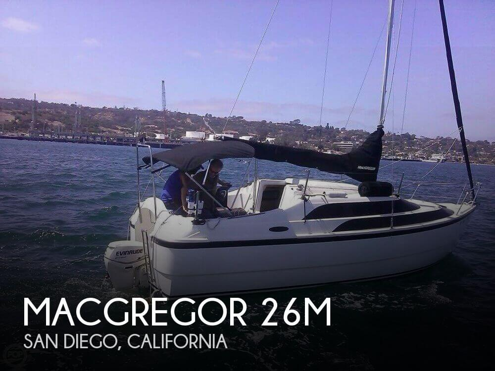 Used MacGregor Boats For Sale by owner | 2006 MacGregor 26