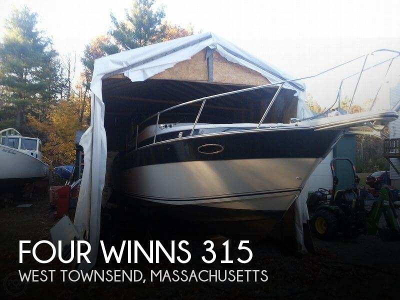 Four Winns Boats For Sale In Massachusetts - Page 1 of 1