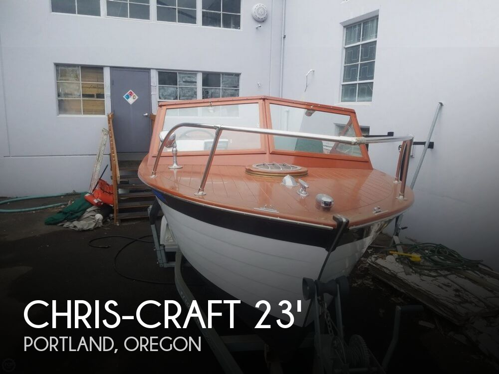 1963 Chris-Craft Sea Skiff