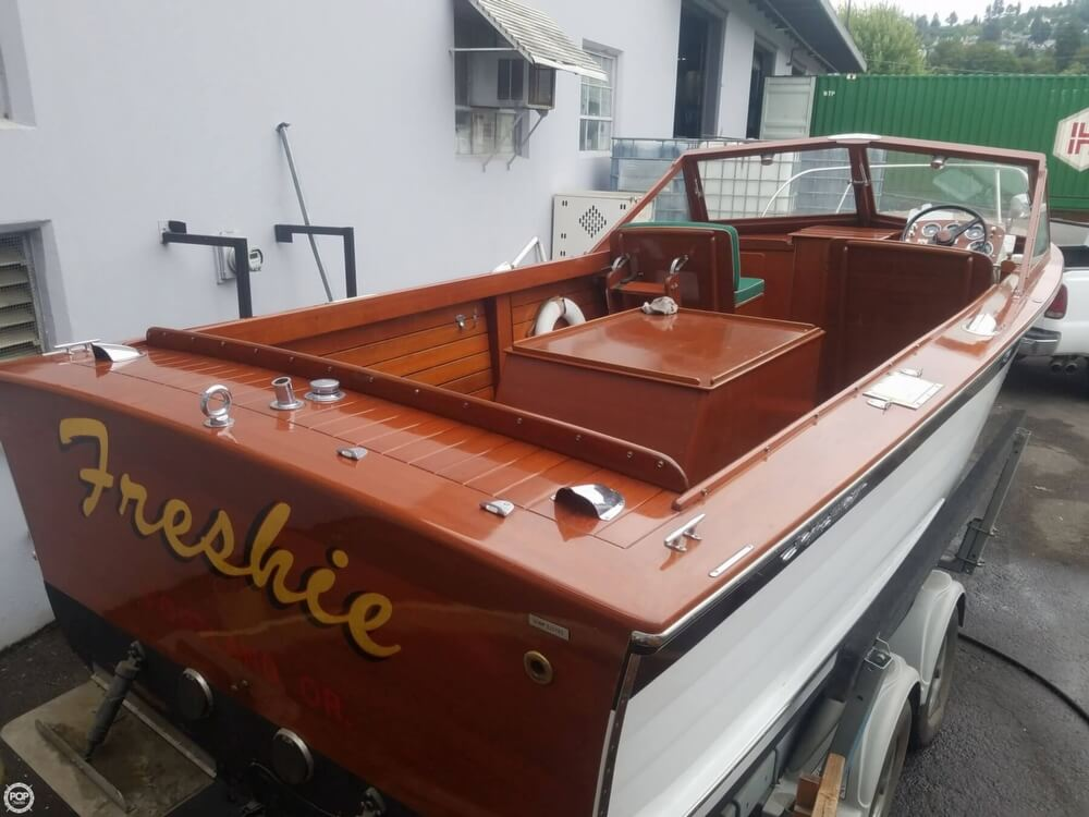 1963 Chris Craft boat for sale, model of the boat is Sea Skiff & Image # 2 of 40