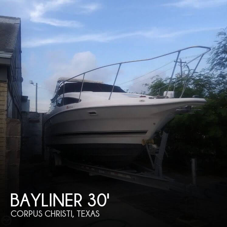 Used Bayliner Boats For Sale in Texas by owner | 1999 Bayliner 30