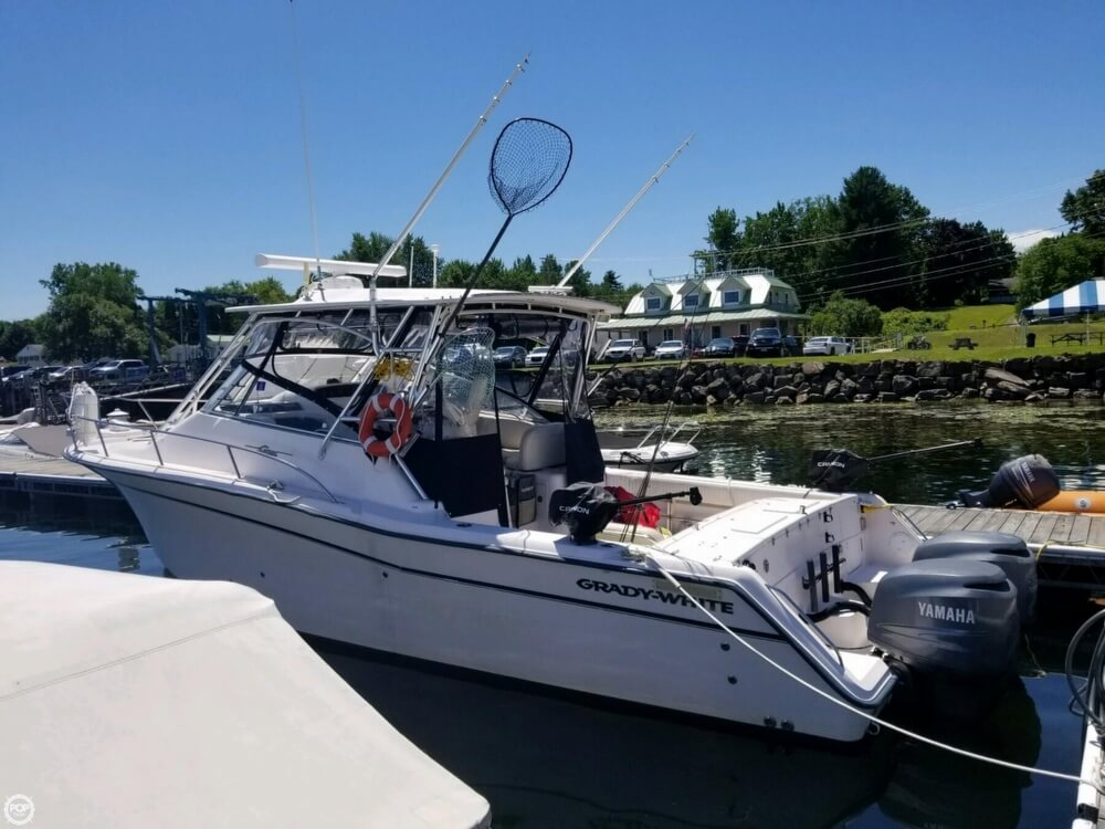 2003 Grady-White boat for sale, model of the boat is 330 express & Image # 7 of 40