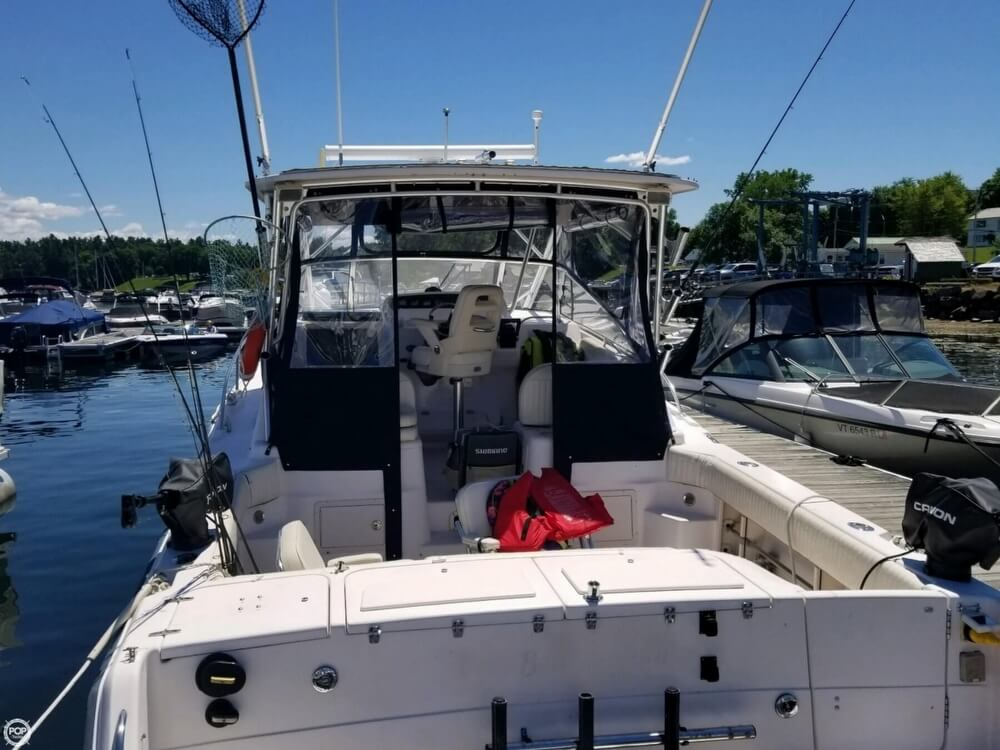 2003 Grady-White boat for sale, model of the boat is 330 express & Image # 4 of 40