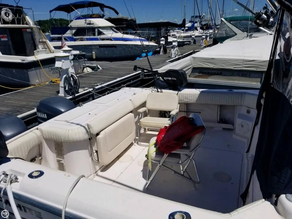 2003 Grady-White boat for sale, model of the boat is 330 express & Image # 9 of 40