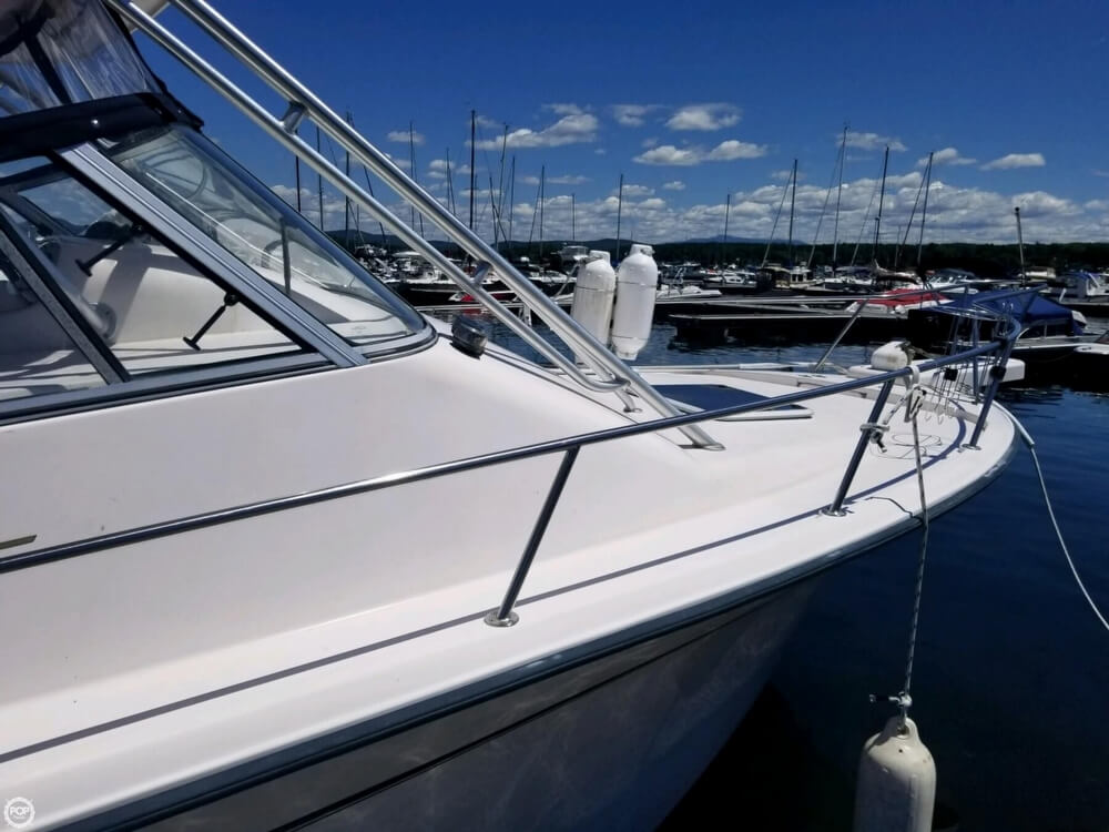 2003 Grady-White boat for sale, model of the boat is 330 express & Image # 5 of 40