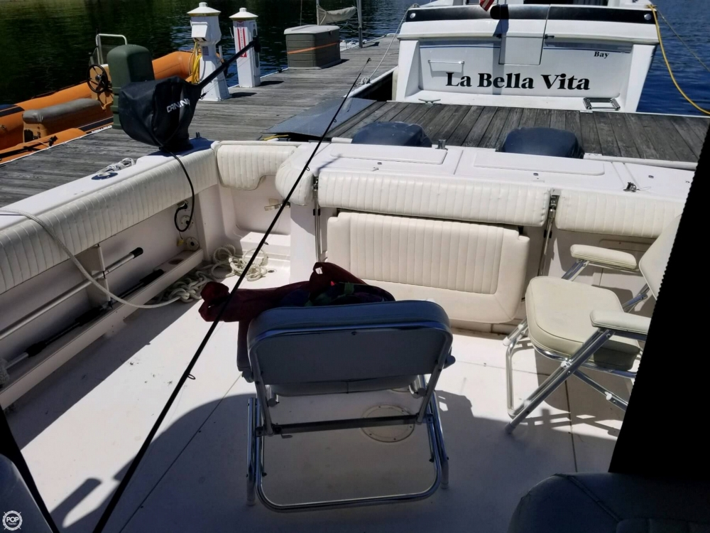 2003 Grady-White boat for sale, model of the boat is 330 express & Image # 6 of 40